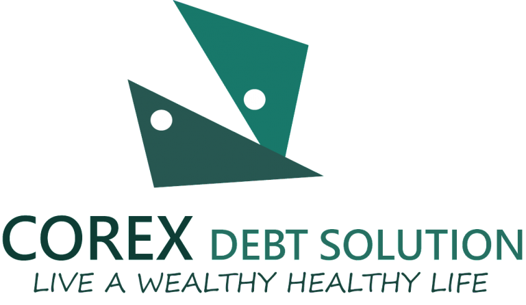 corex debt solution logo
